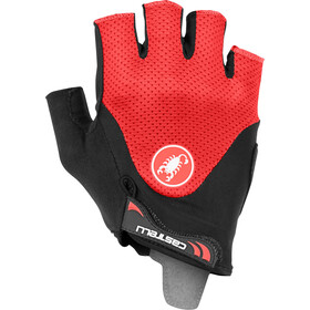 Castelli Arenberg Gel 2 Gloves back/red